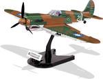 Cobi 270 Pcs Small Army 5527 Curtiss P-40 Tomahawk