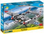 Cobi 395 Pcs Small Army 5539 Lockheed P-38 Lightning
