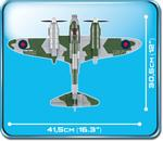 Cobi 370 Pcs Small Army 5542 De Havilland Mosquito