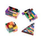 Sb 1008 Piece Brik Set -12 Rainbow Colors