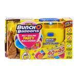 BOB Party Balloons-Original Party Pump with 2 Bunch Ballons