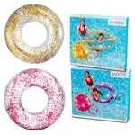 Intex Assorted Transparent Glitter Tubes