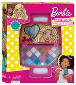 Barbie Plastic Bag with Cosmetics in a Box with Capitone