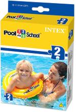 Intex Pool School Deluxe Swim Ring (51cm)