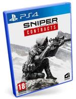 PS4  Sniper Ghost Worrior Contracts