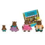 Li'L Woodzeez Beaver Family