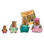 Li'L Woodzeez Squirrel Family