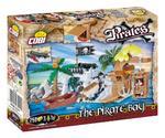 Cobi 250 Pcs Pirates 6014 The Pirate Bay
