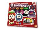 Shmello Zandoh Scented Whipped Sand Doh 12pc Mega Play Set