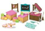 Classroom And Playground Set