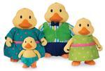 Li'L Woodzeez Duck Family