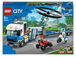 LEGO Police Helicopter Transport