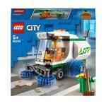LEGO Street Sweeper