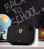 Ferrari Sport Lunch Box Plastic