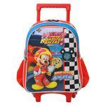 Mickey Roadster Race Trolley Bag 14''