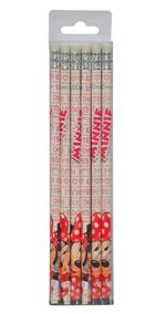 Minnie Style Icon 12 Wooden Pencil