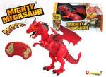 Mighty Megasaurs Infra-Red Controlled Walking Dragon