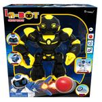 Remote Controlled Smart Robot Black