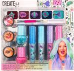 Create It! Makeup Set Glitter Mermaid 7Pk