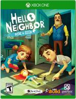 PS4 Hello Neighbor Hide And Seek