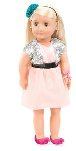 Our Generation Jewelery Doll Anya