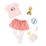 Our Generation Deluxe Bowling Everly Doll With Book