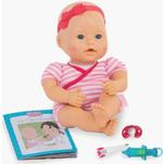 Baby Sweetheart Baby Doll Medical Time With Easytoread Story Book 12 Inch
