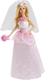 Barbie Fairytale Royal Bride Doll