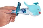 FLIPPER TOOTHPASTE SQUIRTER WHALE BLUE