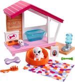 Barbie Indoor Furniture- Dog House