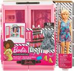 Barbie Fashionistas Ultimate Closet + Doll And Accessory