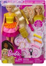 Barbie Ultimate Curls Doll Playset
