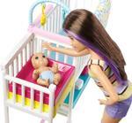 Barbie Skipper Doll Babysitters Nursery Playset