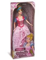 Grandi Giochi Pincess Doll Cinderella Doll - Pink