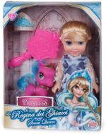 Grandi Giochi Snow White 15cm with Pony