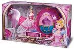 Grandi Giochi Cinderella with Horse and its Magic Carriage