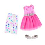 Glitter Girls 14Inch Doll Dress And Leglitter Girlsing Outfit