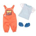 Glitter Girls 14 Doll Overalls Outfit
