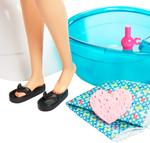 Barbie Spa Day (With Doll) Playset