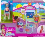 Barbie�Club Chelseaa Doll School Playset + Accessories