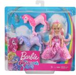 Barbie Dreamtopia Doll And Unicorns