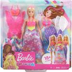 Barbie Dreamtopia Dress-Up Gift Set