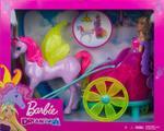 Barbie Dreamtopia Princess, Pegasus And Chariot