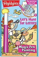 Highlights Let's Hunt For Letters