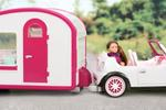 Lori Rv Camper For 6 Inch Doll