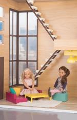 Lori Doll House Living Room
