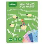 Mideer Mini Games - Fun Mazes