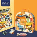 Mideer Garage Puzzle (Gift Box)
