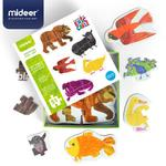 Mideer My First Puzzles - 10 in 1