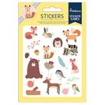 Mideer Colourful Stickers Animals 2